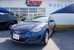 2016_Hyundai_Elantra_Value Edition_ Rio Grande City TX
