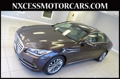 2016_Hyundai_Genesis_3.8L NAVIGATION BACK-UP CAMERA HEATED SEATS 1-OWNER._ Houston TX