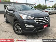 2016_Hyundai_Santa Fe Sport_2.4   HEATED SEATS   BLUETOOTH   SAT RADIO_ London ON