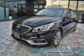 2016 Hyundai Sonata 2.4L Limited / Ultimate Pkg / Heated & Ventilated Seats / Heate