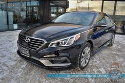 2016_Hyundai_Sonata_2.4L Limited / Ultimate Pkg / Heated & Ventilated Seats / Heated Steering Wheel / Panoramic Sunroof / Navigation / Infinity Speakers / Driver's Alert Pkg / Bluetooth / Back Up Camera / 38 MPG / 1-Owner_ Anchorage AK