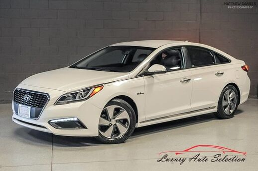2016 Hyundai Sonata Hybrid Limited 4dr Sedan Chicago IL