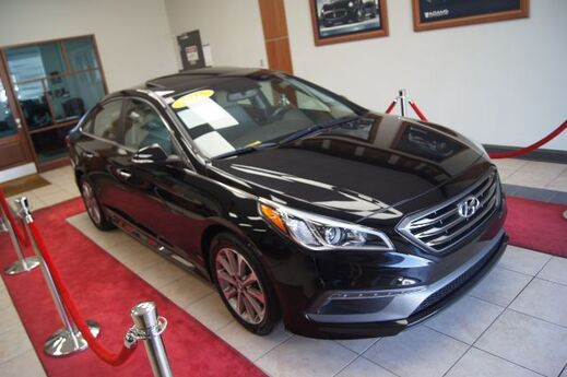 2016 Hyundai Sonata LIMITED WITH SUN ROOF AND LEATHER Charlotte NC