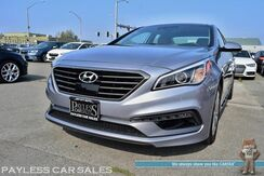 2016_Hyundai_Sonata_Limited / Ultimate Pkg / Heated & Cooled Leather Seats / Panoramic Sunroof / Infinity Speakers / Navigation / Adaptive Cruise / Blind Spot & Lane Depart Alert / Back Up camera / Xenon HIDs / 1-Owner_ Anchorage AK