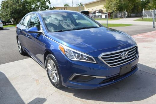 2016 Hyundai Sonata SE Houston TX