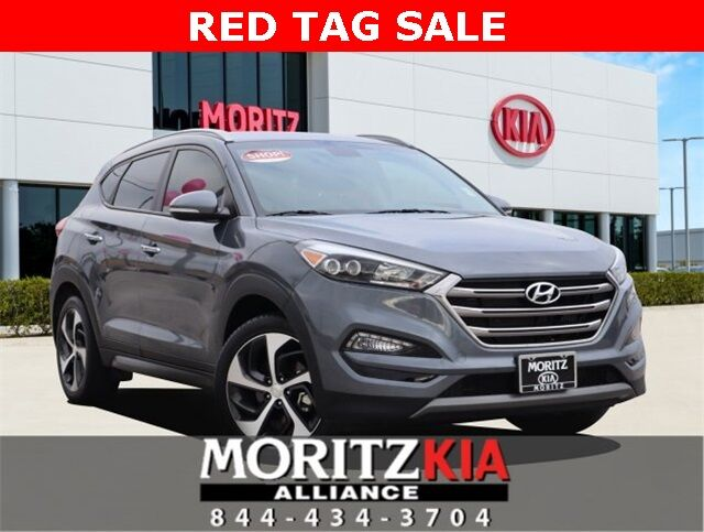 2016 Hyundai Tucson Sport Fort Worth TX