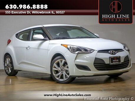 2016_Hyundai_Veloster__ Willowbrook IL