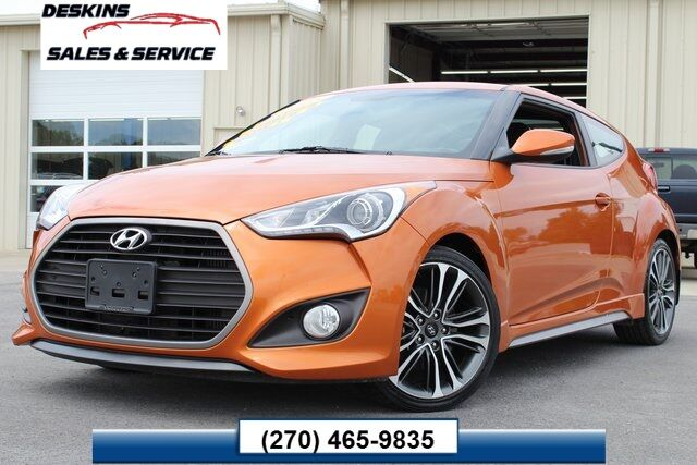 2016 Hyundai Veloster Turbo Campbellsville KY
