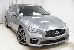2016_INFINITI_Q50_3.0t RED Sport 400 Sunroof Backup Camera 1 Owner_ Avenel NJ