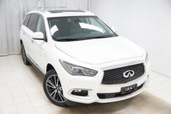 2016_INFINITI_QX60_AWD Navigation Drivers Assist Technology Luggage Rack Sunroof Entertainment System 360 Camera 1 Owner_ Avenel NJ