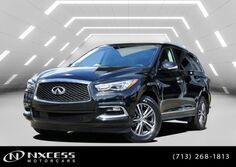 INFINITI QX60 Navigation Roof DVD One Owner Warranty. 2016