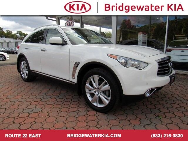 2016 Infiniti Qx70 Awd Deluxe Touring Package Technology Package