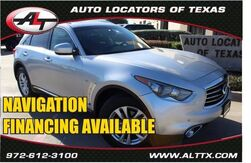 2016_INFINITI_QX70 with NAVIGATION__ Plano TX