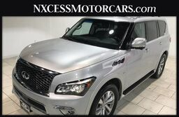INFINITI QX80 Leather, Multi View Camera, Navigation, Power Lift Gate & More! 2016