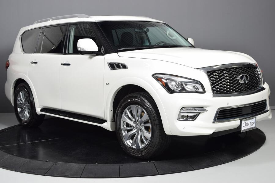 2016_INFINITI_QX80_Limited_ Glendale Heights IL