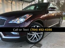 2016_Infiniti_QX50_Base AWD_ Charlotte and Monroe NC