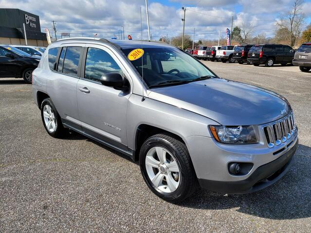 2016 JEEP COMPASS  Meridian MS