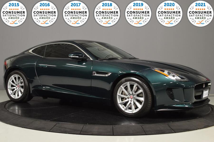 2016_Jaguar_F-TYPE__ Glendale Heights IL