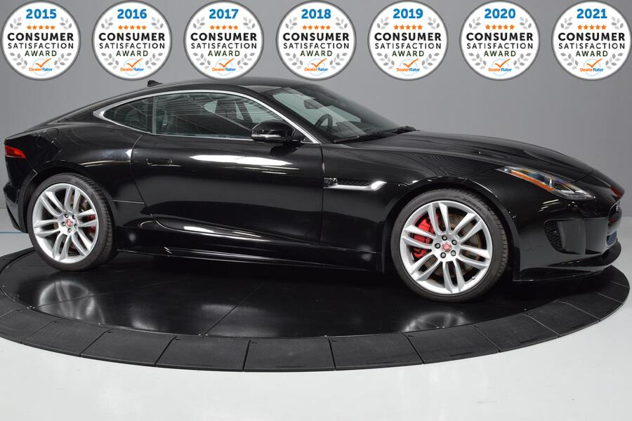 2016_Jaguar_F-TYPE_R_ Glendale Heights IL