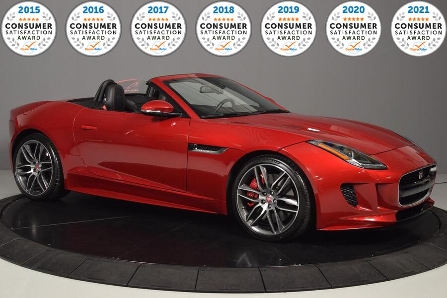 2016 Jaguar F-TYPE R Glendale Heights IL