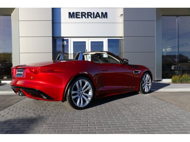 2016 Jaguar F-TYPE S Kansas City KS