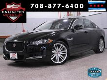 2016_Jaguar_XF_35t Prestige AWD_ Bridgeview IL