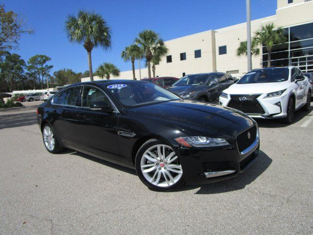 vehicle details - 2016 jaguar xf at scanlon acura fort myers