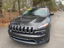 2016_Jeep_Cherokee_4WD 4dr Limited_ Pembroke MA