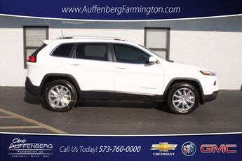 2016_Jeep_Cherokee_4WD Limited_ Cape Girardeau