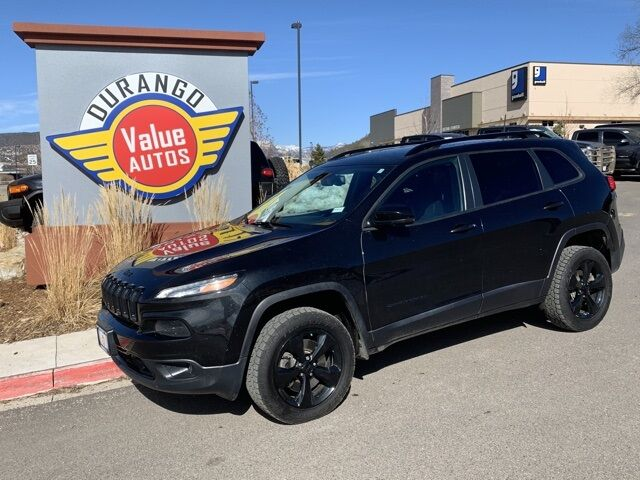 2016 Jeep Cherokee High Altitude Durango CO