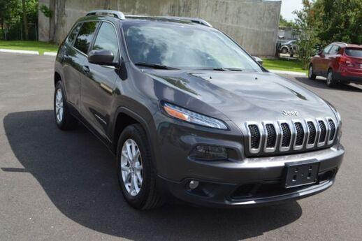 2016 Jeep Cherokee Latitude 4WD Houston TX