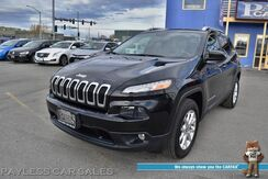 2016_Jeep_Cherokee_Latitude / 4X4 / Auto Start / Heated Seats / Heated Steering Wheel / Bluetooth / Back Up Camera / 28 MPG / 1-Owner_ Anchorage AK