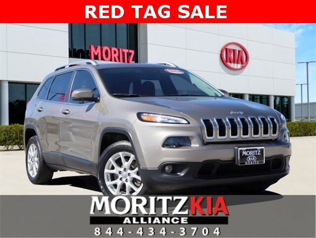2016 Jeep Cherokee Latitude Fort Worth TX