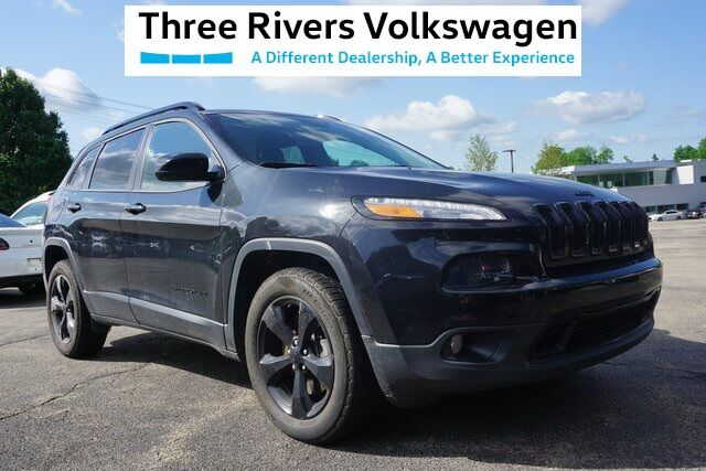 Jeep Dealership Pittsburgh >> Used Jeep Cherokee Pittsburgh Pa