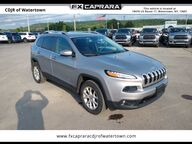 2016 Jeep Cherokee Latitude Watertown NY