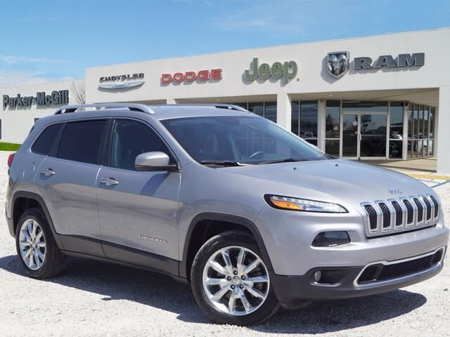 2016 Jeep Cherokee Limited West Point MS