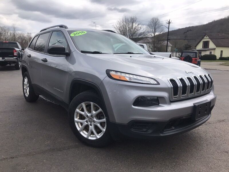 2016 Jeep Cherokee Sport Little Valley NY