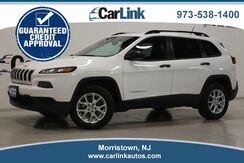 2016_Jeep_Cherokee_Sport_ Morristown NJ