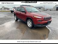2016 Jeep Cherokee Sport Watertown NY