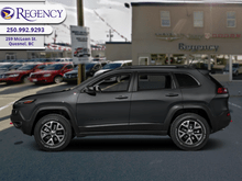 2016_Jeep_Cherokee_Trailhawk  - Bluetooth_ Quesnel BC