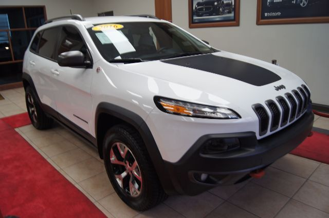2016 Jeep Cherokee Trailhawk 4WD Charlotte NC