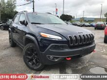 2016_Jeep_Cherokee_Trailhawk   LOADED   GREAT CATCH_ London ON