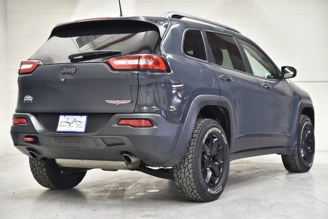 2016 Jeep Cherokee Trailhawk Englewood CO