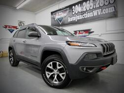 2016_Jeep_Cherokee_Trailhawk Trail Rated 4X4_ Grafton WV