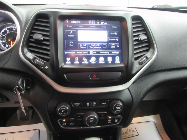 2016 Jeep Cherokee Trailhawk Trail Rated 4X4 Grafton WV