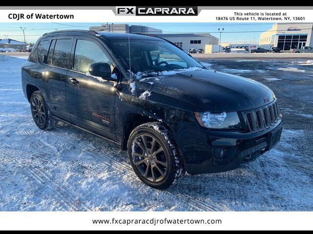 2016 Jeep Compass 75 Watertown NY