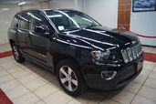 2016 Jeep Compass HIGH ALTITUDE EDI NAVIGATION 4WD HTD SEATS