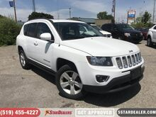 2016_Jeep_Compass_High Altitude   LEATHER   ROOF   4WD_ London ON
