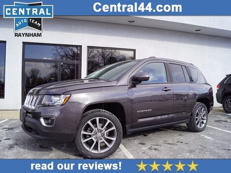 2016_Jeep_Compass_High Altitude_ Raynham MA