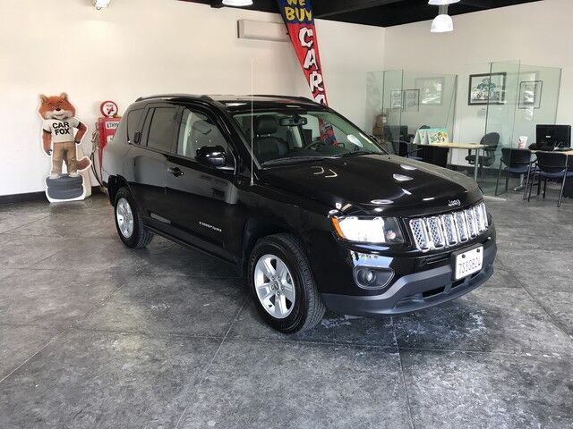 2016_Jeep_Compass_Latitude_ San Jose CA